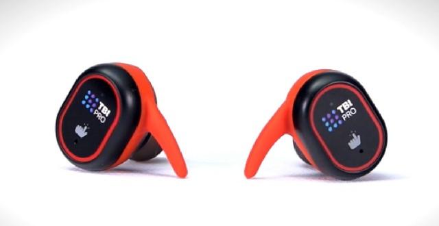 9. TBI Pro Wireless Earbuds
