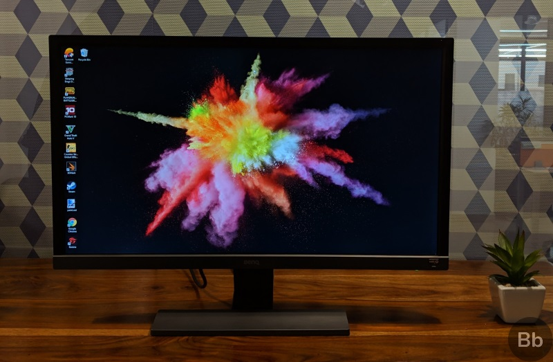 BenQ EL2870U Review 1