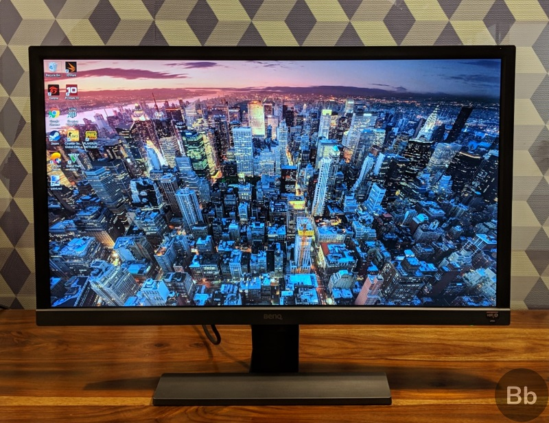 BenQ EL2870U Review 7