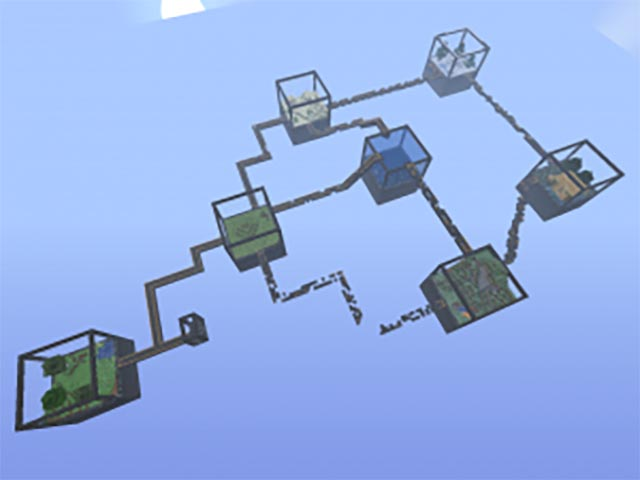 Cube Survival