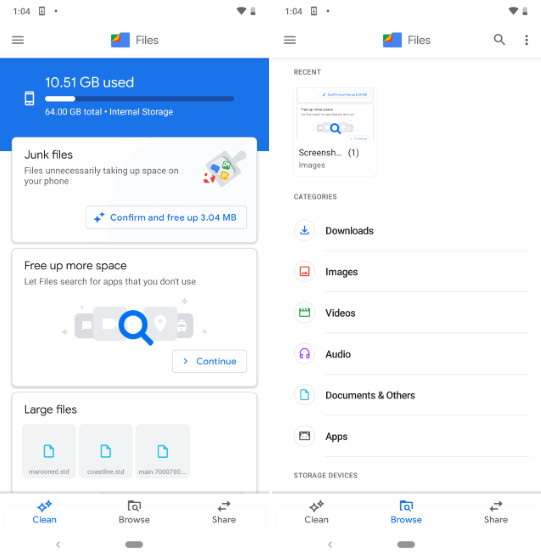 Files - Best Google Apps to use Today