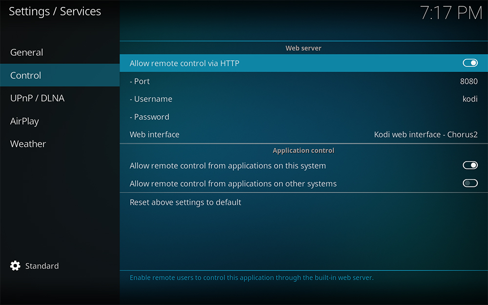 Kodi Tips and Tricks remote