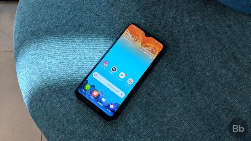Samsung Galaxy M10 Review: Can It Bring Samsung's Mojo Back?