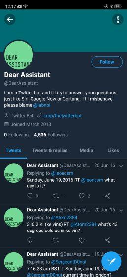20 Best Twitter Bots You Should Follow in 2019 | Beebom