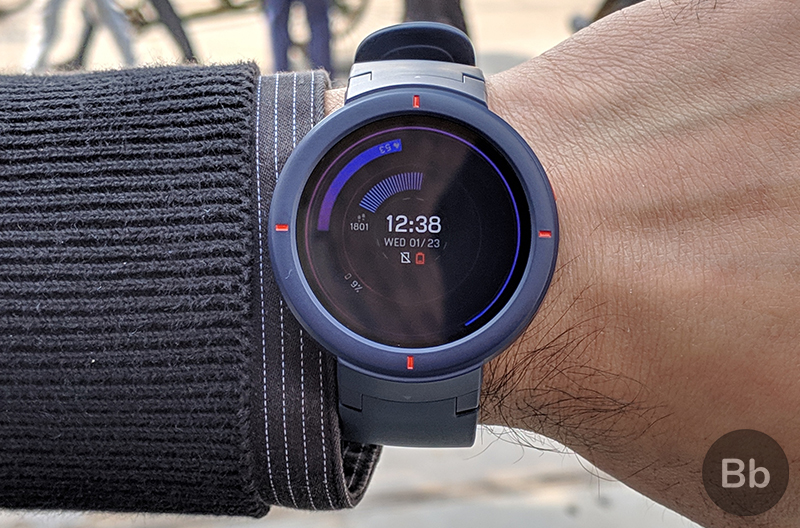 amazfit verge review