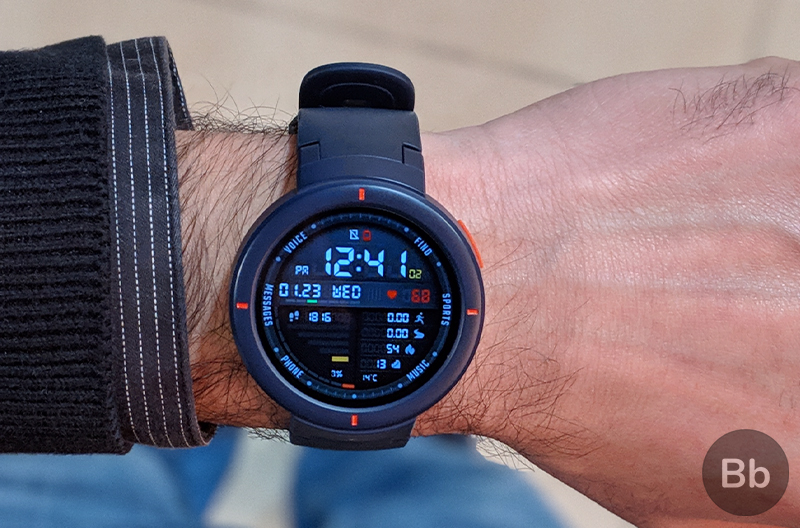 Huami Amazfit Verge Review: Worthy Upgrade to Stratos
