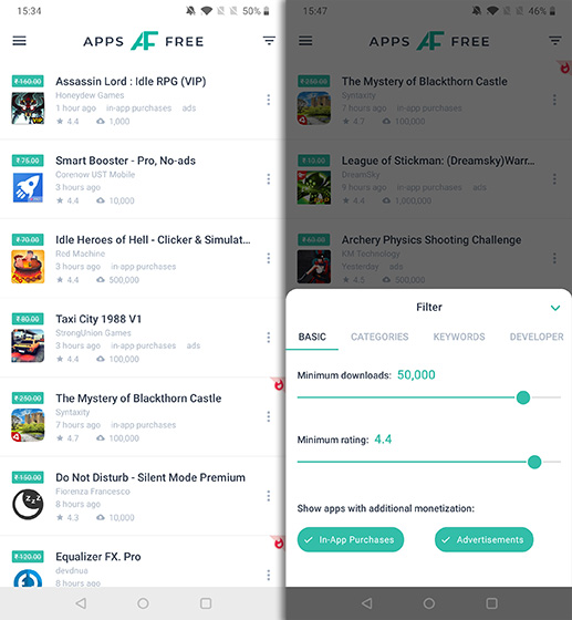 Paid Apps for Free appsfree