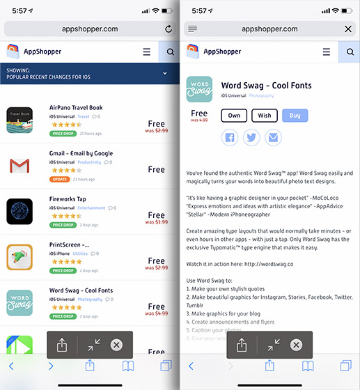 Paid Apps for Free appshopper ios
