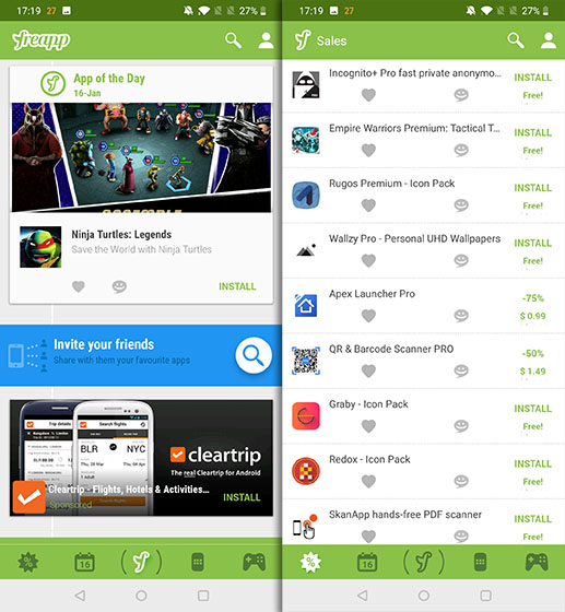Paid Apps for Free freapp