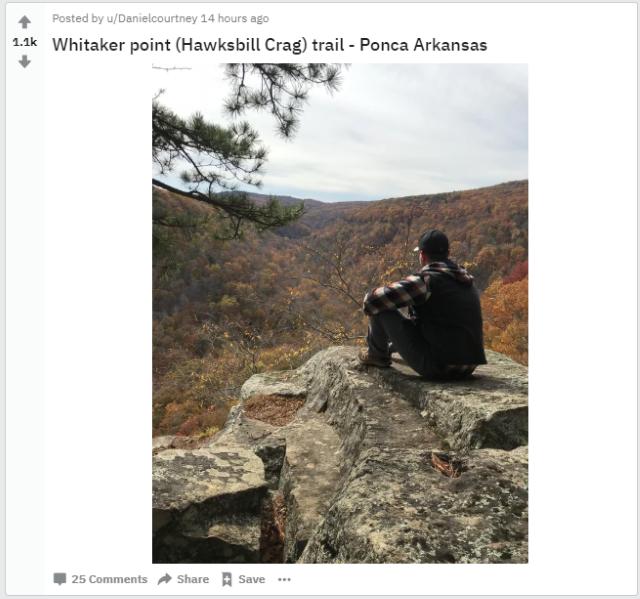 походы и кемпинг Reddit
