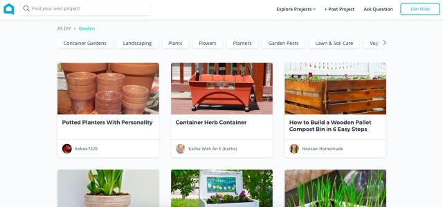 hometalk - pinterest like website for home decor