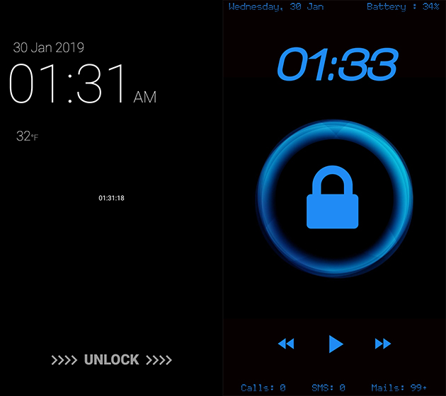 Lock Screen Replacement Apps for Android