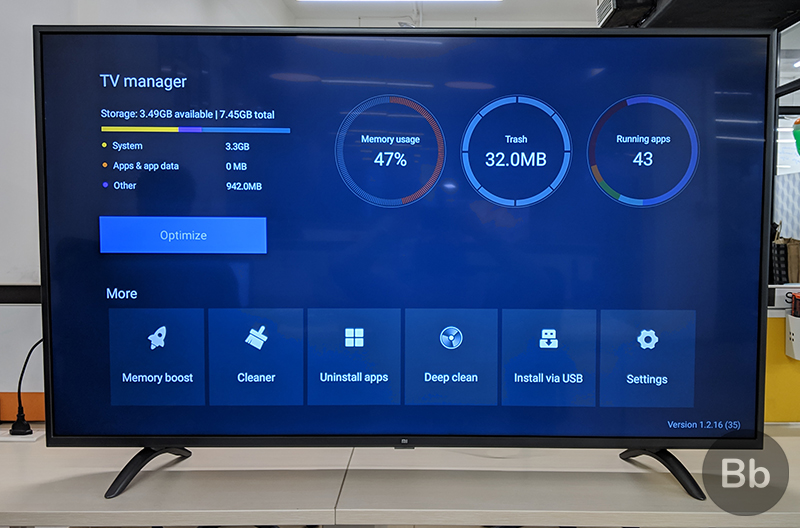 Mi LED TV 4X PRO 55-inch Review: Many Failures, Few Positives