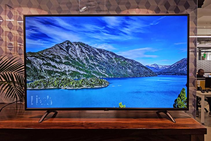 xiaomi mi led tv 4k 55 featured - Using Netflix with mouse