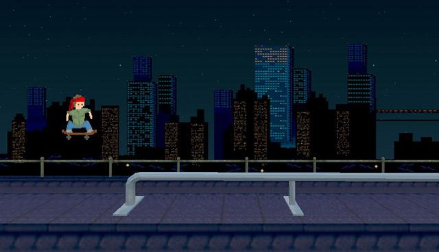 street-skater screenshot