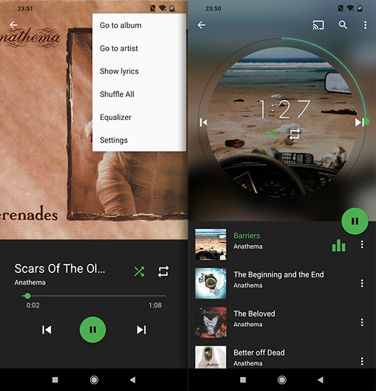 Open Source Apps For Android timber music player