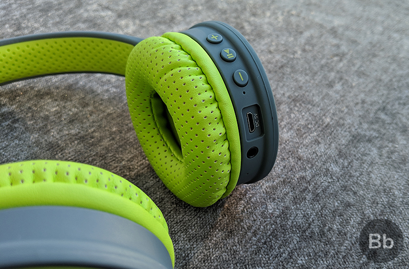 Toshiba RZE-BT180H Bluetooth Headphones Review
