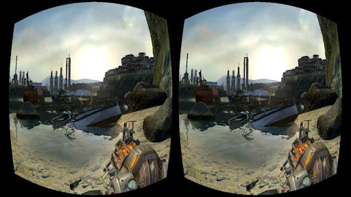 Trinus Cardboard VR