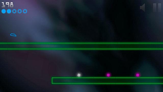 vector running screenshot