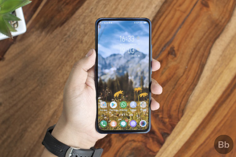 vivo nex dual display edition screen copy