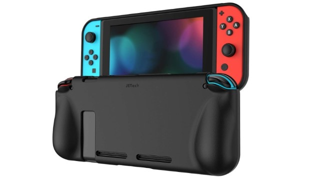 3. JETech Protective Case for Nintendo Switch