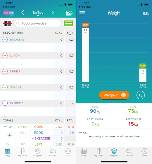 15 Best Calorie Counter Apps You Can Use In 2020 Beebom