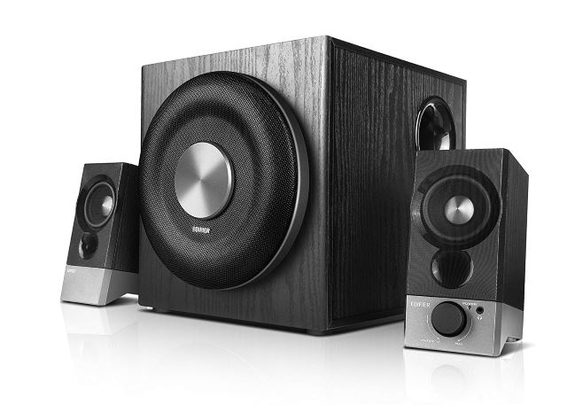Edifier USA M3600D Multimedia 2.1 Active Speaker System