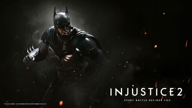 Injustice 2 Batman