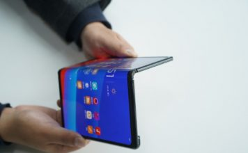 Oppo foldable phone shown off on Weibo