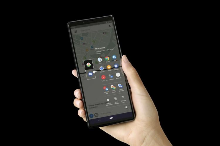 Imagini pentru Sony Xperia 1 DESIGN