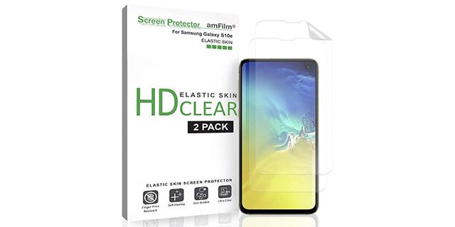 amfilm elastic skin protector galaxy s10e