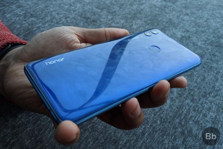 honor 10 lite fingerprint magnet