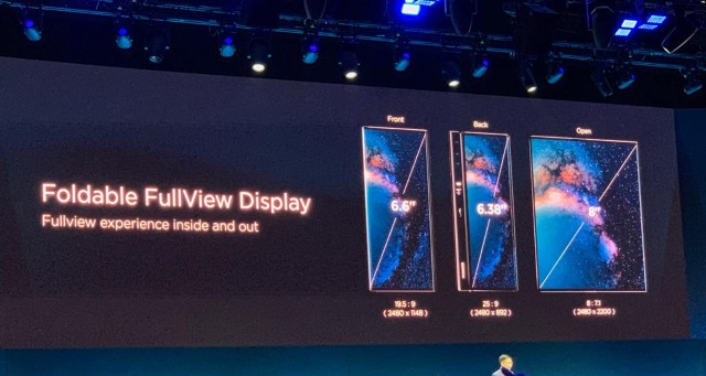 Get your closest look at the Galaxy Fold in this new video