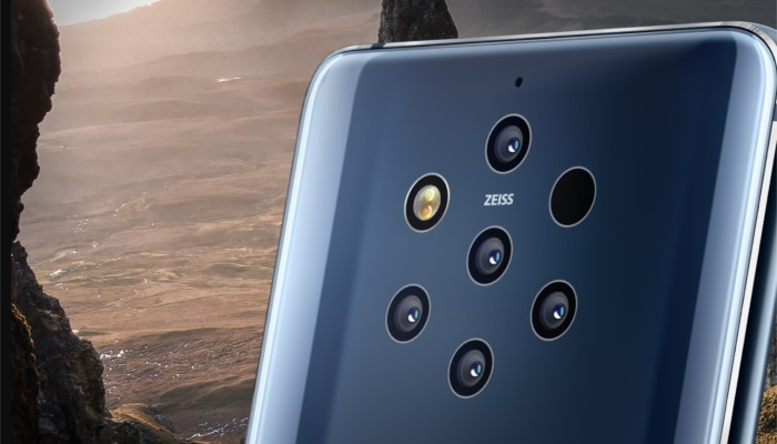 Nokia 9 PureView With Five Rear Cameras Finally Unveiled at MWC 2019