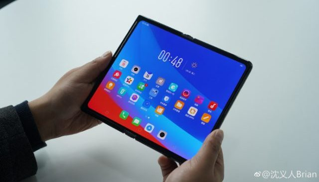 Oppo's First Foldable Phone May Feature 120Hz OLED Display, Snapdragon 888, & More