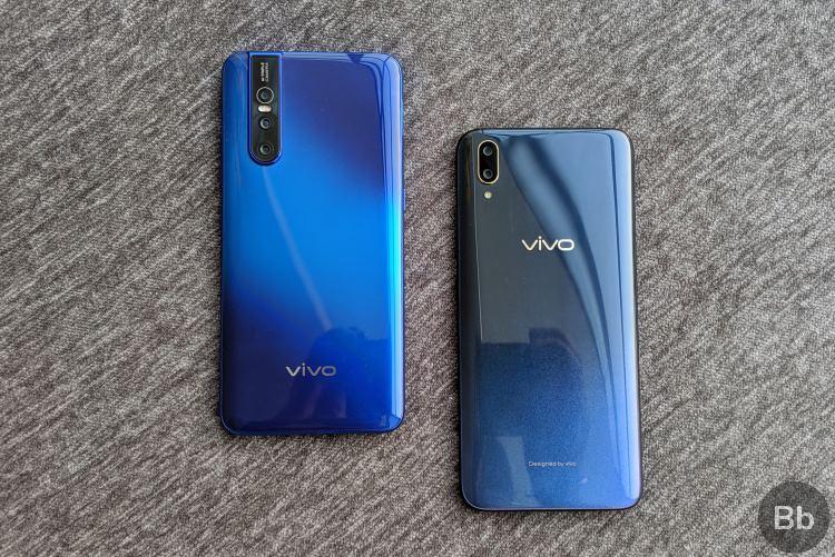 vivo v15 pro – compare rear with vivo v11 pro – 20