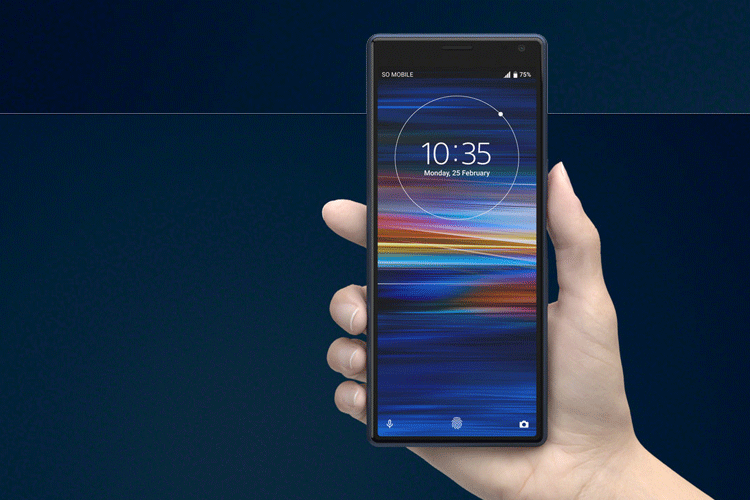 Sony Announces Mid-Range Xperia 10 Lineup With Tons of Camera Features, 21:9 Wide Display