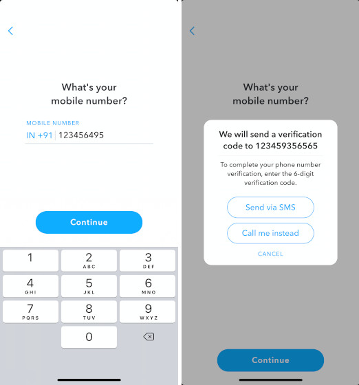4. How to Recover Snapchat Account if You Have Lost Your Password