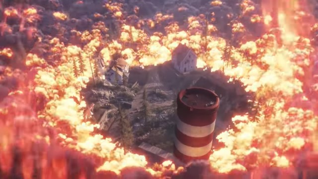 5. Battlefield 5 Firestorm