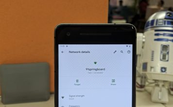 Android Q easy Wi-Fi connectivity