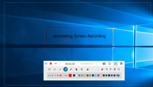 FonePaw Screen Recorder 1