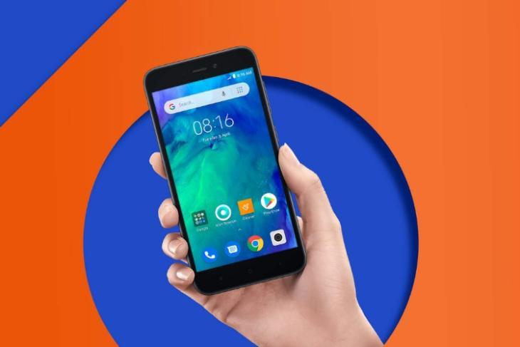 Xiaomi launches Redmi go in India