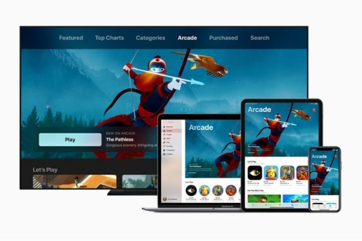 Apple Arcade Announced