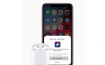 Apple Airpods 2 announced