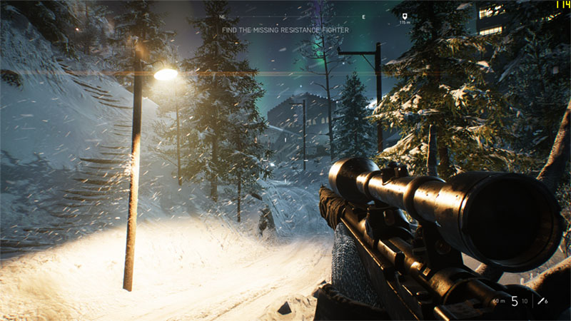 battlefield v medium graphics