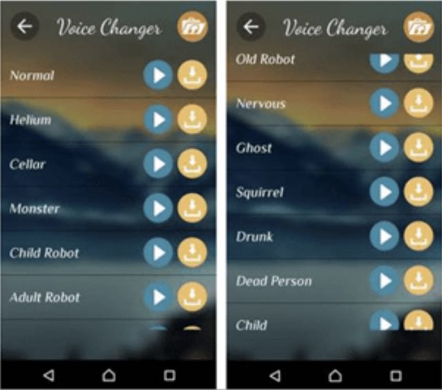discord voice changer android app