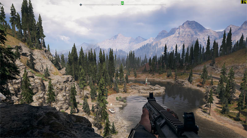farcry 5 gameplay area51m