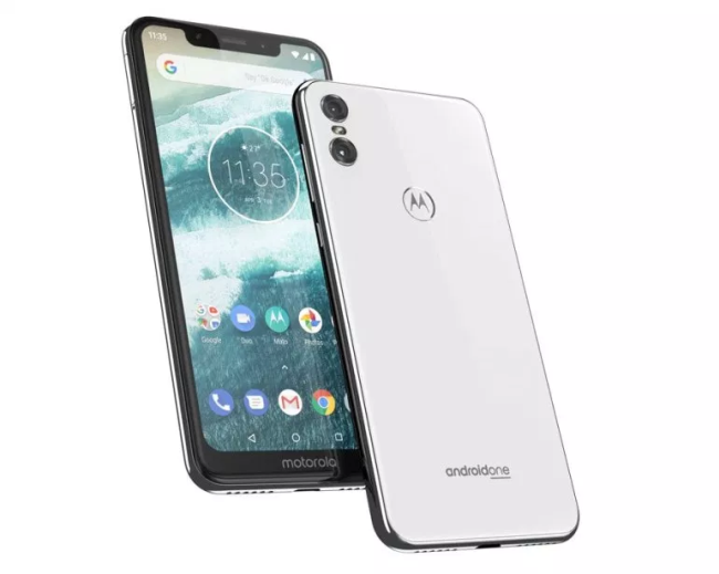 Motorola One Vision render shows off hole-punch display, copper colour