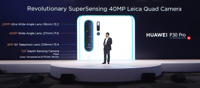 Everything You Need to Know About Huawei P30 Pro's Quad Cameras