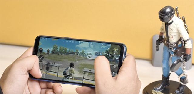 realme 3 gaming performance